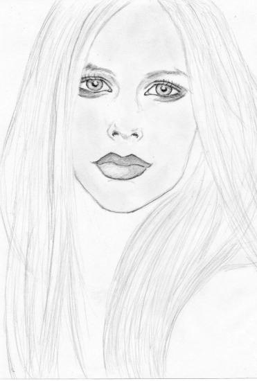 Avril Lavigne por CutesyKS